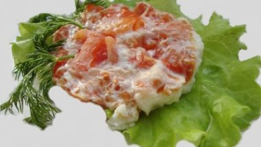 egg with tomato